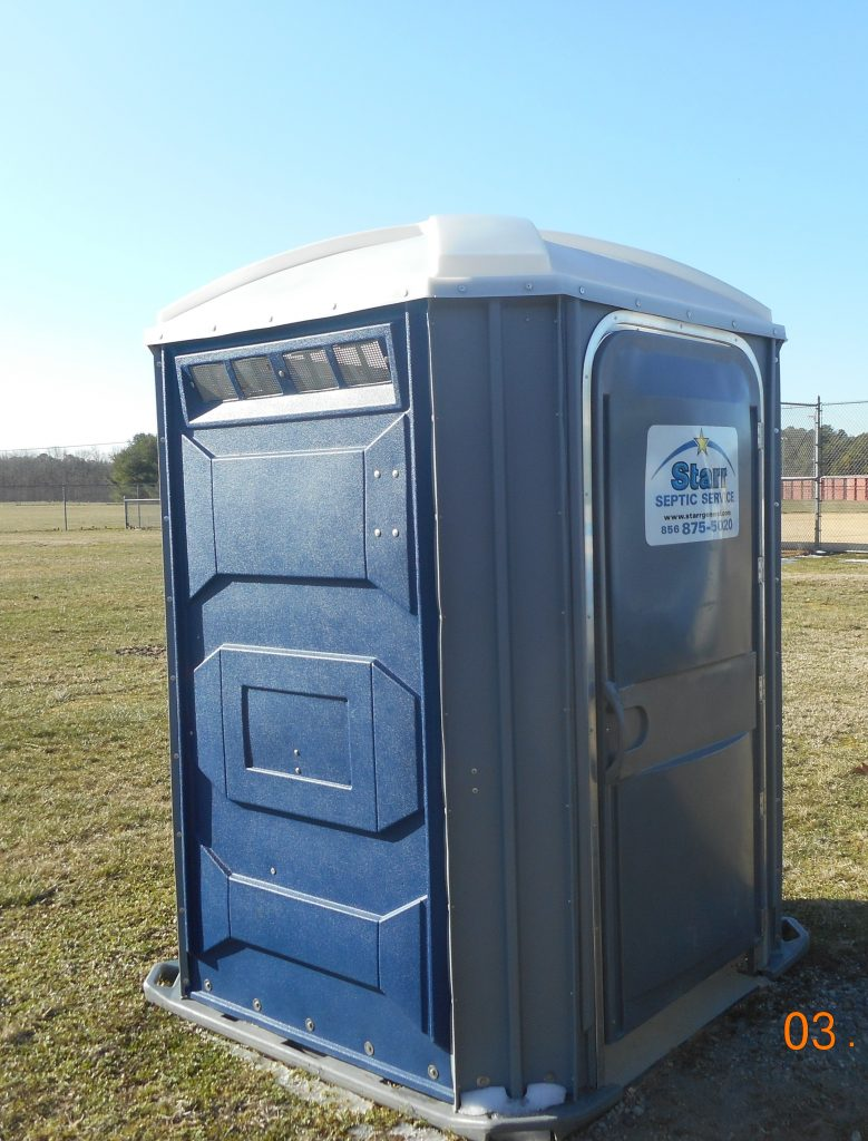 South Jersey Portable Toilet Rental